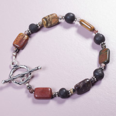Jasper Bracelet
